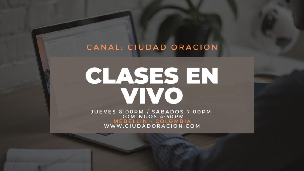 CLASES EN VIVO